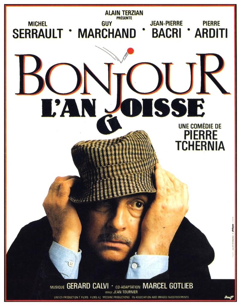 BONJOUR L'ANGOISSE