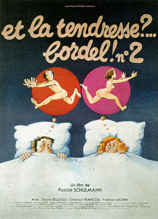 ET LA TENDRESSE BORDEL 2 / ZIG ZAG STORY