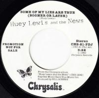 Huey Lewis & the News : Some of My Lies Are True (Sooner or Later) (1980)