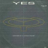 Yes : Owner of a Lonely Heart (1983)