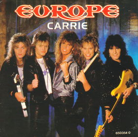 Europe Carrie 1987 Les Archives Des Annees 80