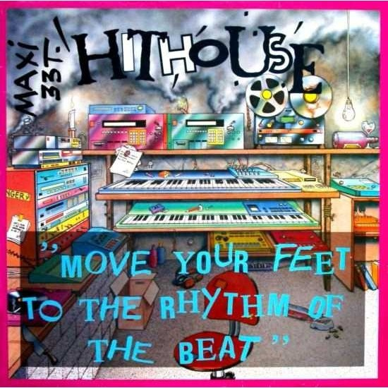 Move Your Feet To The Rhythm Of The Beat