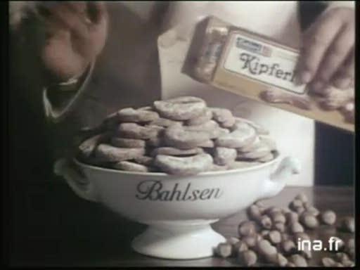 Pub Bahlsen Kipferl M. Plus (1980)