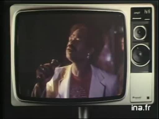 Pub Brandt Electronique Téléviseur (1981)