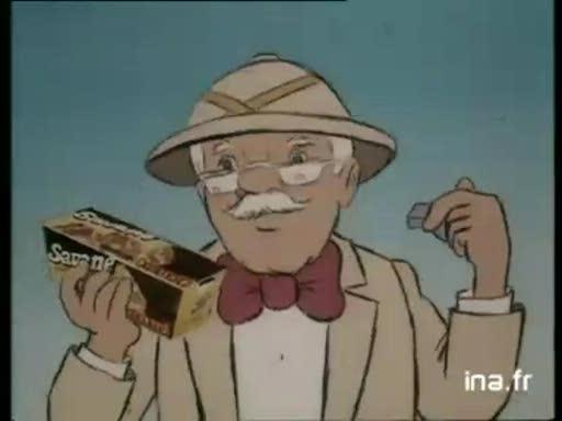 Pub Brossard Savane Chocolat (1983)