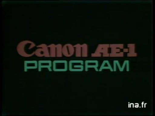 Pub Canon AE-1 Program (1981)