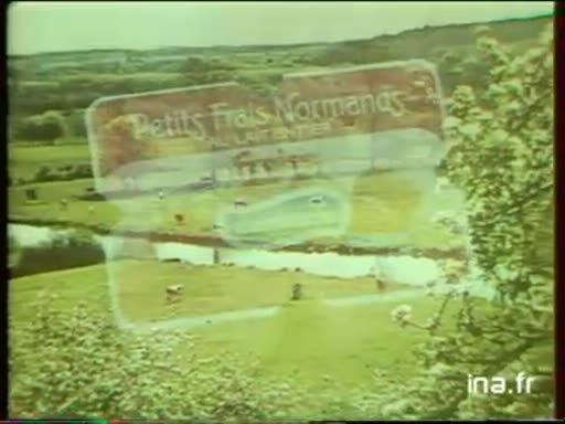 Pub Chambourcy Petits Frais Normands (1980)