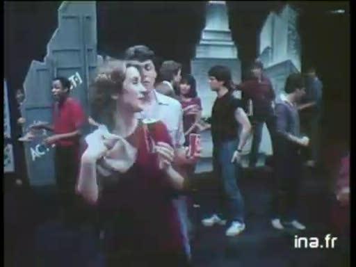 Pub Coca Cola la Chanson (1983)
