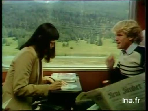 Pub Coca Cola Train (1981)