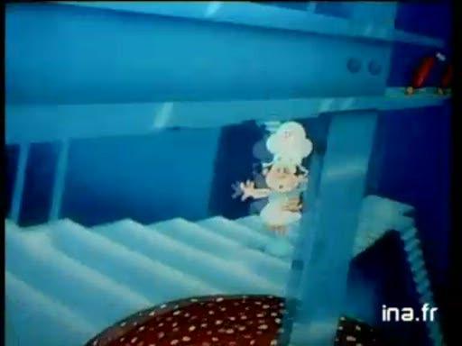 Pub Console Intellivision Burger Time (1983)