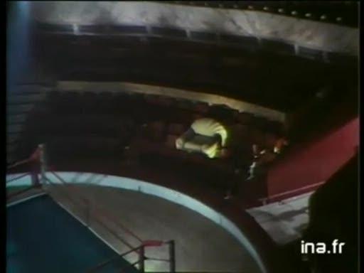 Pub Continental Edison Téléviseur (1982)