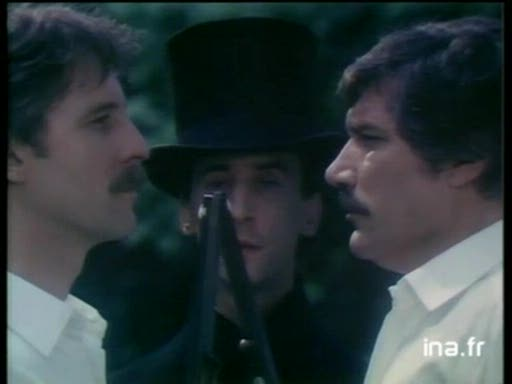 Pub Damart Les Duellistes (1981)