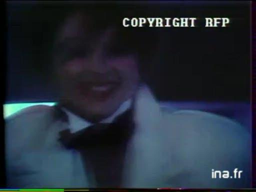 Pub Dim Tulle Fleur Soutien Gorge (1981)