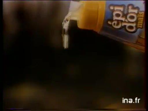 Pub Epi d'or Huile de Maïs (1989)