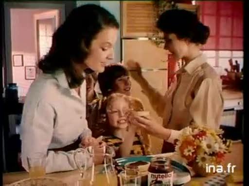 Pub Ferrero Nutella (1983)