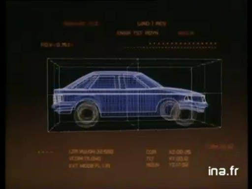 Pub Ford Escort Laser (1985)