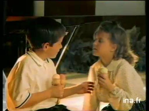 Pub Glaces Miko (1989)