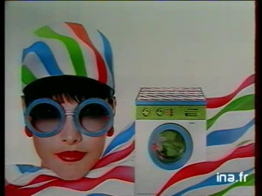 Pub Indesit Machine à laver Missi (1988)