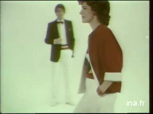 Pub Infinitif Ligne Homme et Femme (1983)
