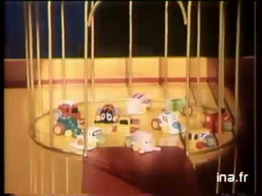 Pub Joustra Micro Puces (1983)