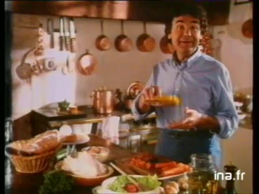 Pub Knorr Bouillon de Poule (1988)