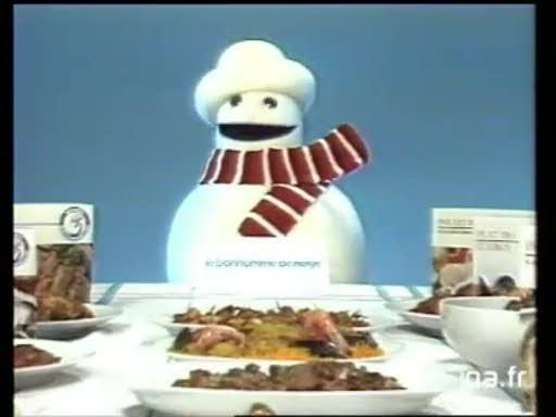Pub Le Bonhomme de Neige Cassoulet (1984)