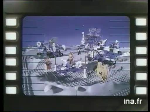 Pub Lego Espace (1985)
