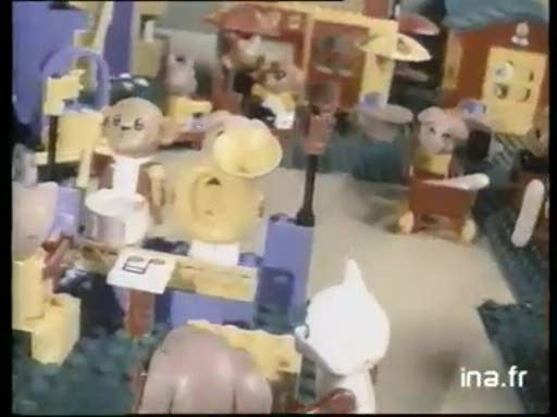 Pub Lego Fabuland (1985)