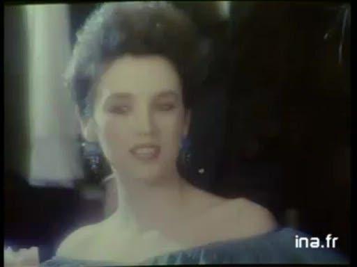 Pub Lux Isabelle Adjani (1983)