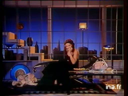Pub Madrange Jambon avec Véronique Jannot (1987)