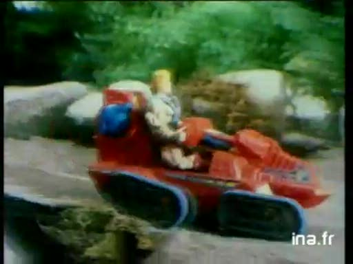 Pub Mattel Les Maîtres de l'Univers (1983)