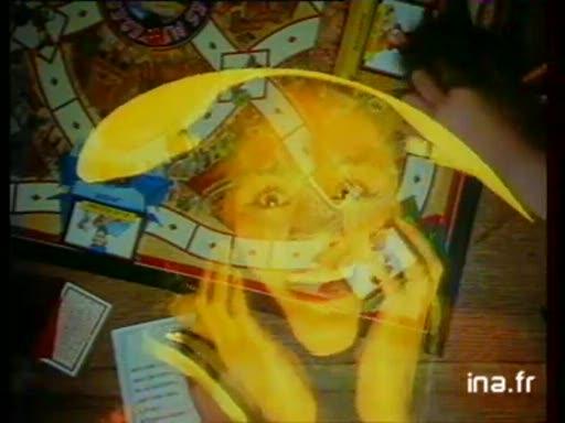 Pub MB Les Mystères de Pékin (1988)