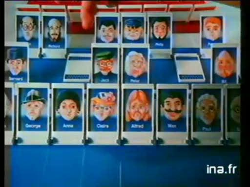 Pub MB Qui est-ce ? (1989)