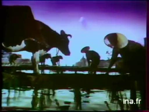 Pub Milka au riz croustillant (1982)