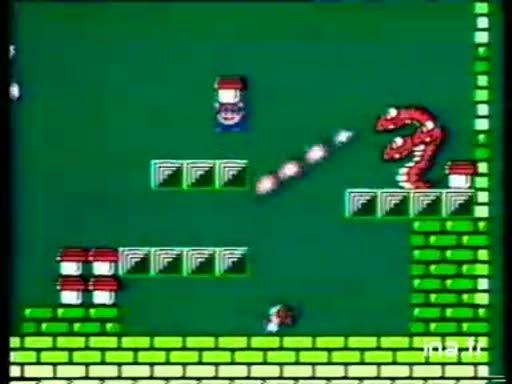 Pub Nintendo Super Mario 2 (1989)