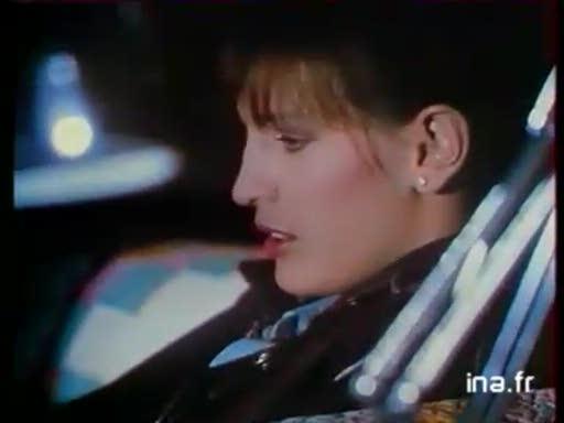 Pub Omo Lessive Femme (1988)