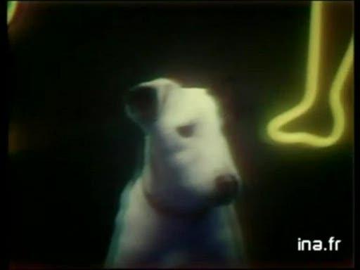 Pub Pathé Marconi Téléviseur (1980)