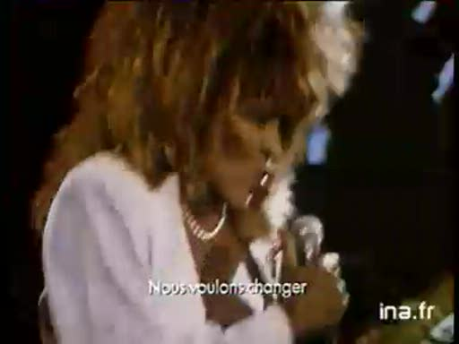 Pub Pepsi Cola Tina Turner Version Longue (1987)