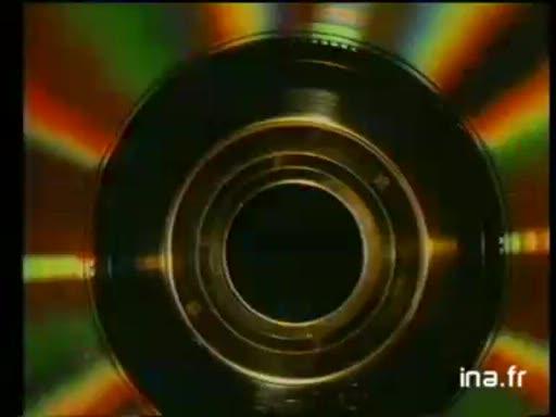 Pub Philips Compact Disc Vidéo (1989)