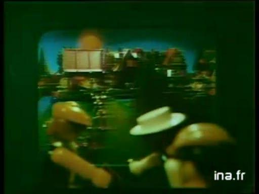 Pub Playmobil Train (1982)