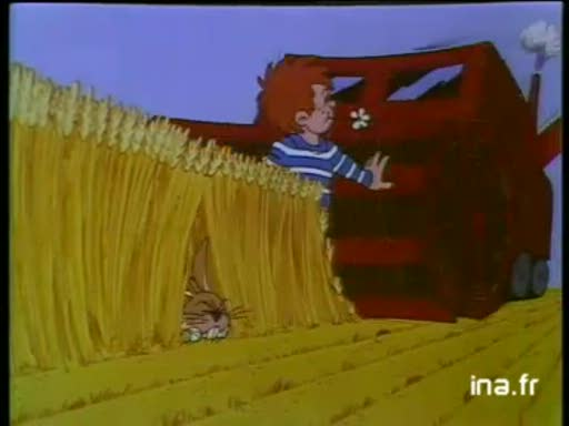 Pub Poil de Carotte (1982)