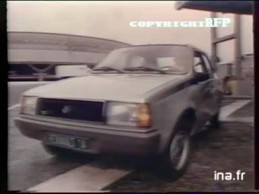 Pub Renault 14 TS (1980)