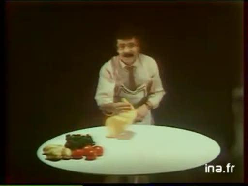 Pub Spontex Tiponge Les Oreilles (1980)