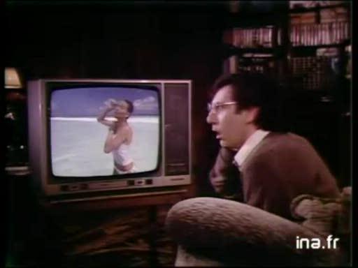 Pub Téléviseur Telefunken (1981)