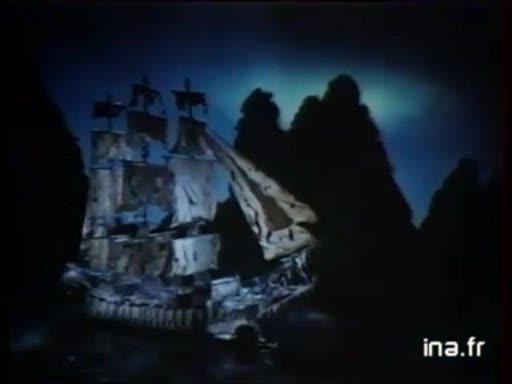 Pub Vandamme Captain Fruy Captain Choc (1986)
