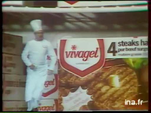Pub Vivagel Steaks Hachés (1980)