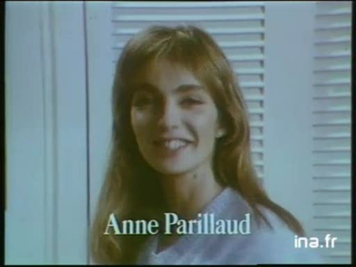 Pub Woolite Anne Parillaud (1983)