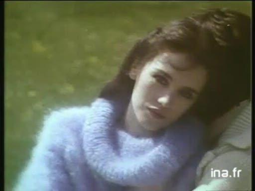 Pub Woolite Isabelle Adjani (1982)