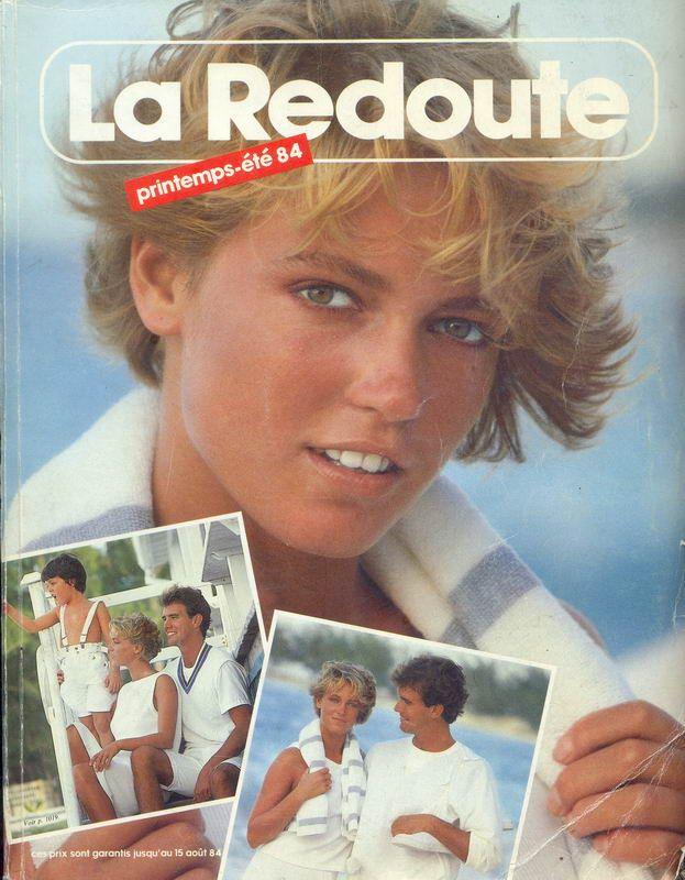 La Redoute - Printemps-Ete 1984 (Couverture)