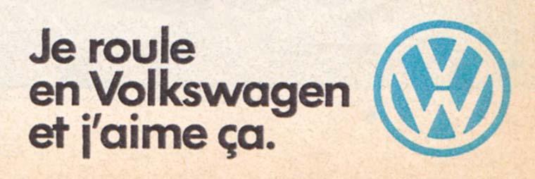 Pub Volkswagen Polo (1987)
